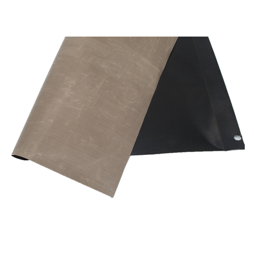 5mil Brown/Black Teflon Sheet